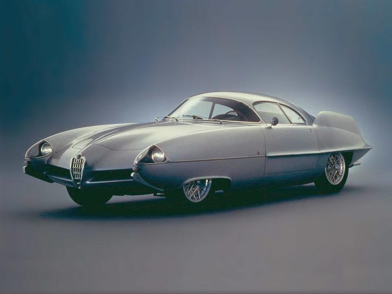 Alfa Romeo B.A.T. 9 (Bertone)