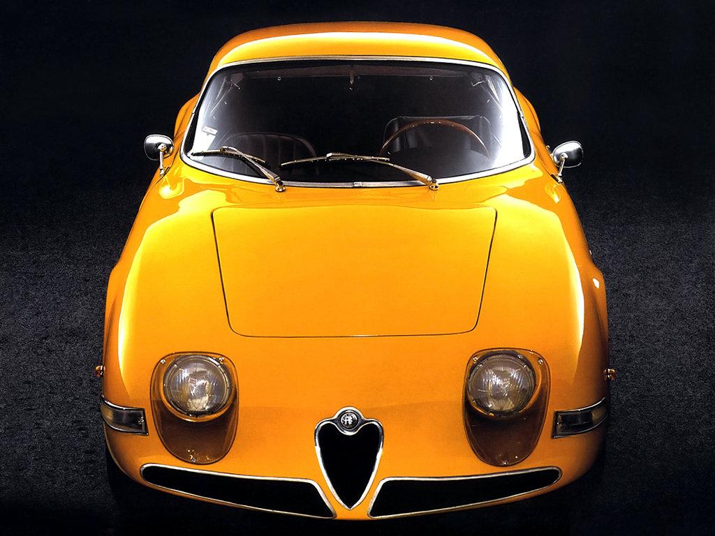 "Alfa Romeo Giulietta Sprint Veloce ""Goccia"" (101)"