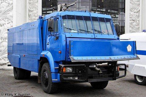 АСВ-6,0-30 Шторм на шасси КамАЗ 53605