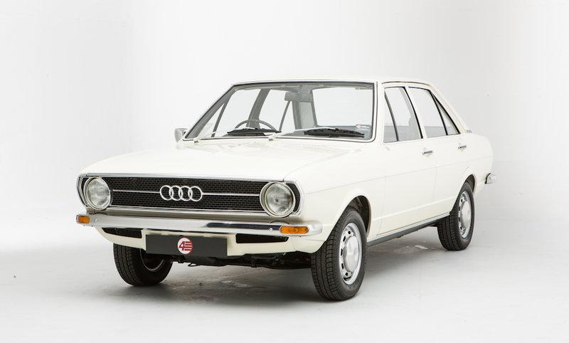 Автомобильный исторический онлайн журнал - Audi 80 B1 (1972 - 1979)