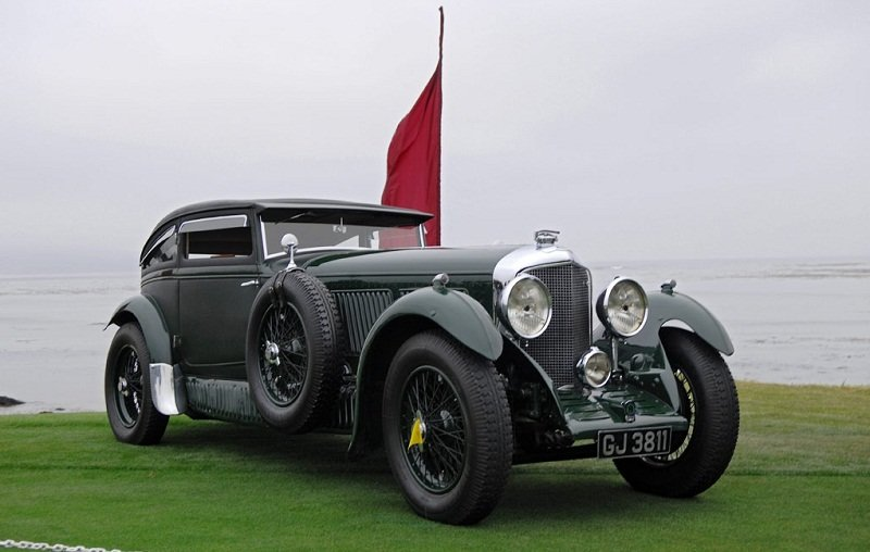 Bentley Speed Six 1926–1930 | WikiAutos.ru