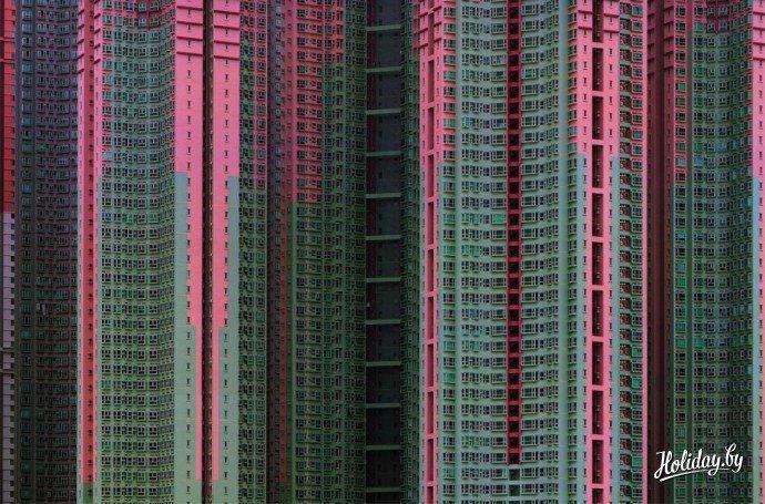 Бесконечные окна Гонконга