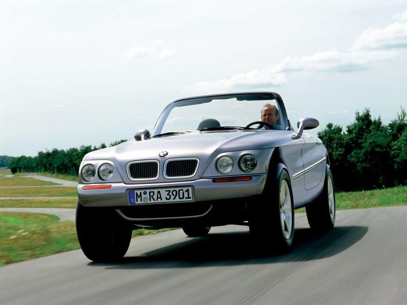 BMW - Концепт-кары Z18 Concept (2000) - BMW- Концепт-кары - BMW - Легковые автомобили