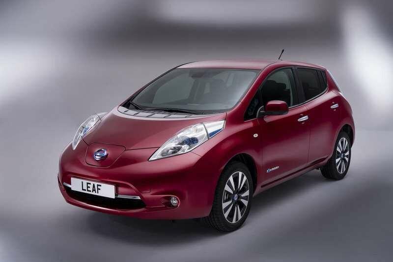 Электромобиль Nissan Leaf 2014 - Блог Авто любителей, фото, цены, характеристики, технические данные, обзоры и авто новости.