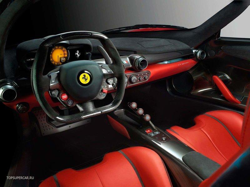 Ferrari LaFerrari - фото, характеристика, описание, цены