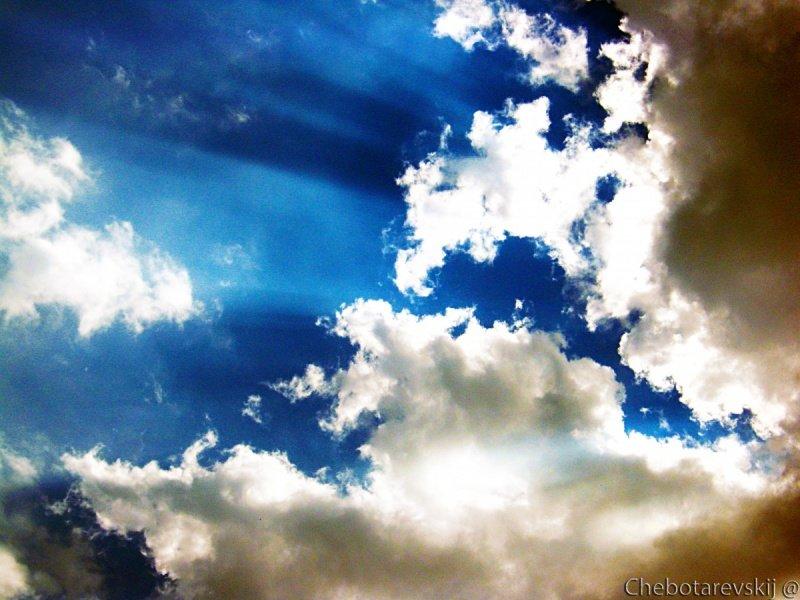 Фото красот неба