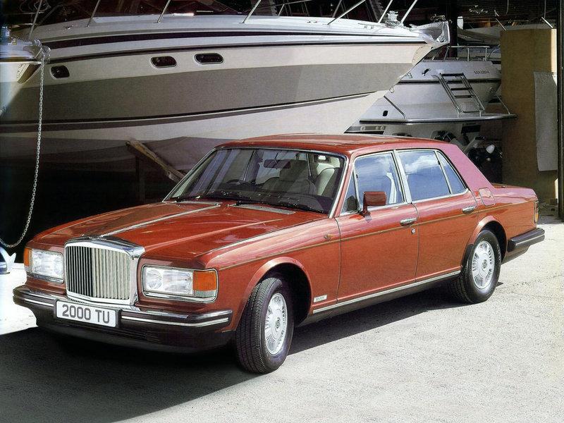 Фотографии автомобилей Bentley Mulsanne / Бентли Малсан (1980 - 1987) Седан / Фото, заставки и обои для рабочего стола c автомобилями Bentley Mulsanne / Бентли Малсан (1980 - 1987)