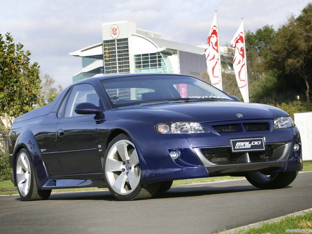 Holden HSV Maloo Concept