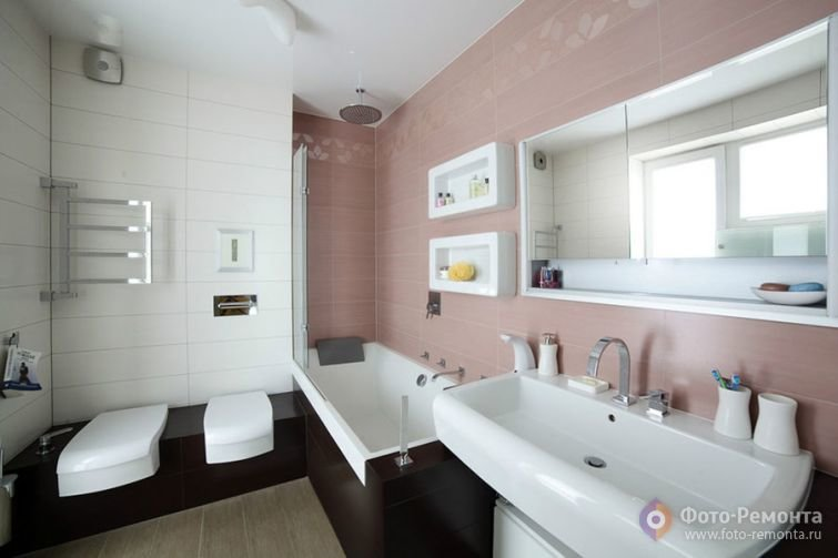 Интерьер ванной от Аллы Соловьевой