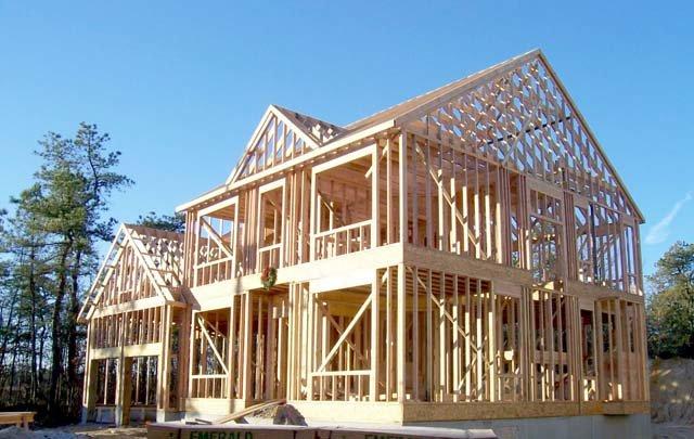 Каркасные дома – идеальное загородное жильё