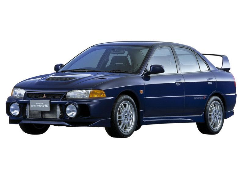 Lancer Evolution IV GSR
