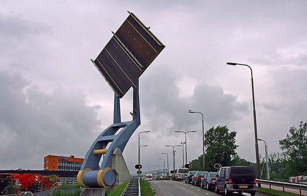 Леуварденский подъёмный мост