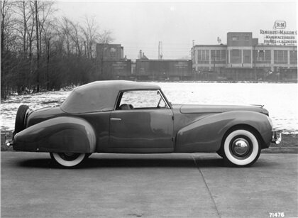 Lincoln Continental Prototype