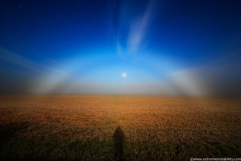 Lunar Fogbow