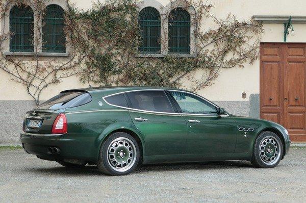 Maserati Quattroporte Touring Bellagio Fastback