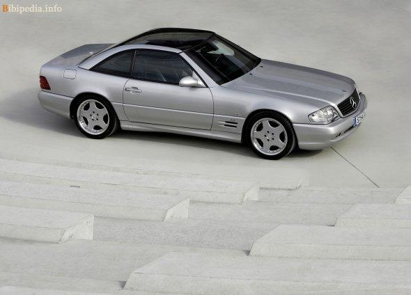 Mercedes-Benz SL 73 AMG R129