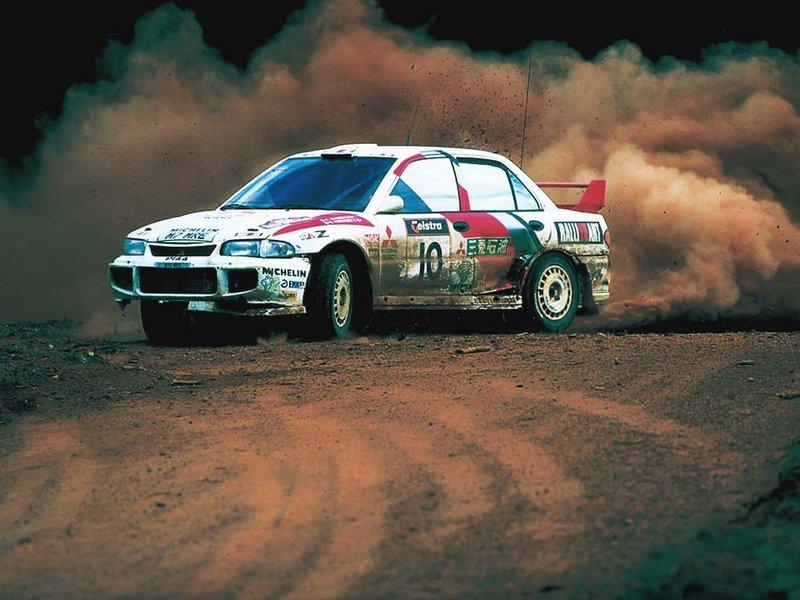 Mitsubishi Lancer Evolution III Gr.A WRC