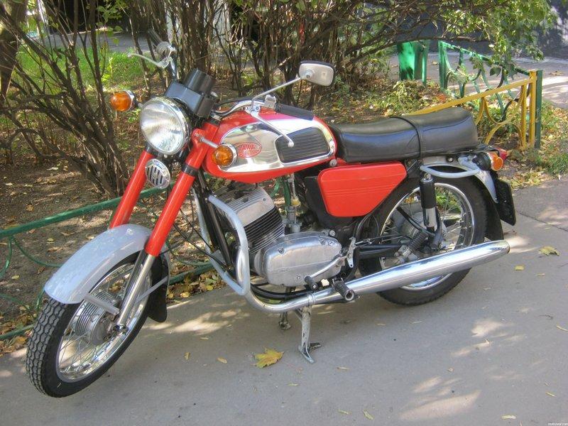 Мотоцикл Ява — фото | Русские, советские и российские мотоциклы