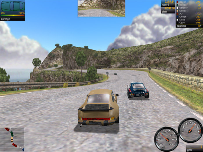 Need For Speed 5 Porsche Unleashed [RUS] скачать бесплатно - Гонки - Игры - Блок развлечений - Информационно-развлекательный портал