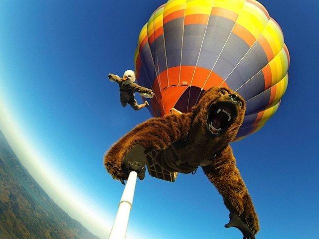 Невероятные фотографии, снятые камерами GoPro