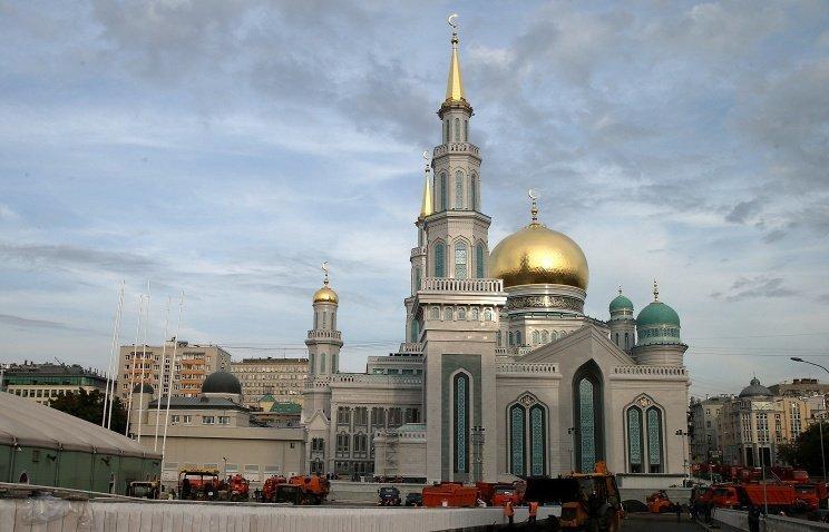 Новая соборная мечеть Москвы