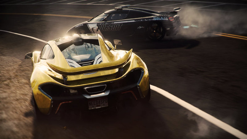 Новость - Need for Speed Rivals с E3 2013 - трейлер, скриншоты