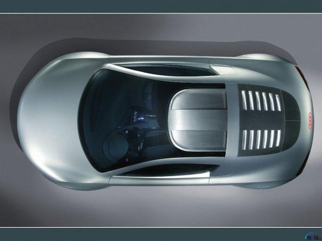 Обои Audi RSQ Concept 2004, фото, картинки