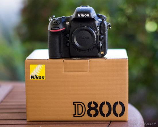 Обзор фотоаппарата Nikon D800 ~ Чё попало блог