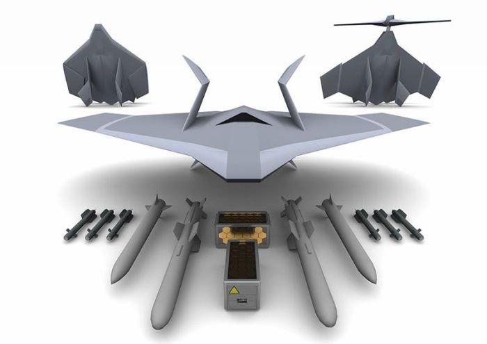 Перспективные военные самолёты