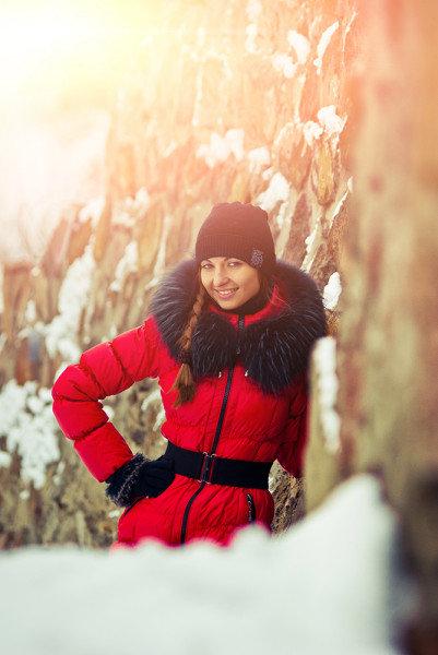 Правила зимней фотосессии