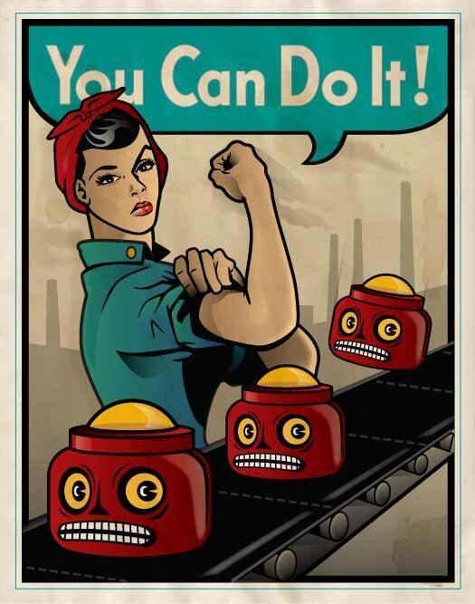 Профессии будущего - Специалист по взаимодействию робот/Человек