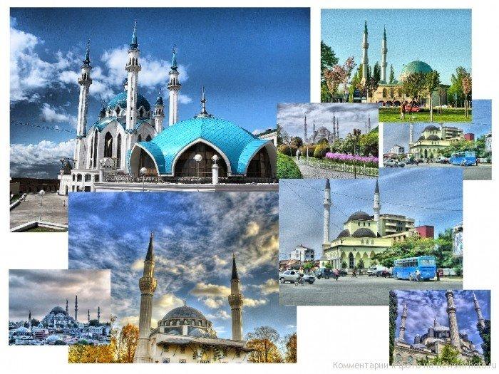 Самые красивые мечети мира  «  News In Photo