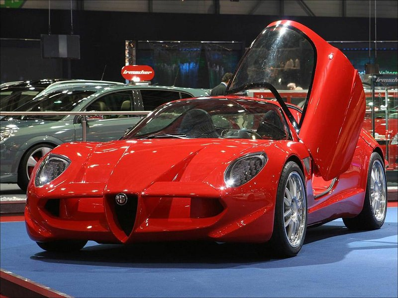 Sbarro Alfa Romeo Diva