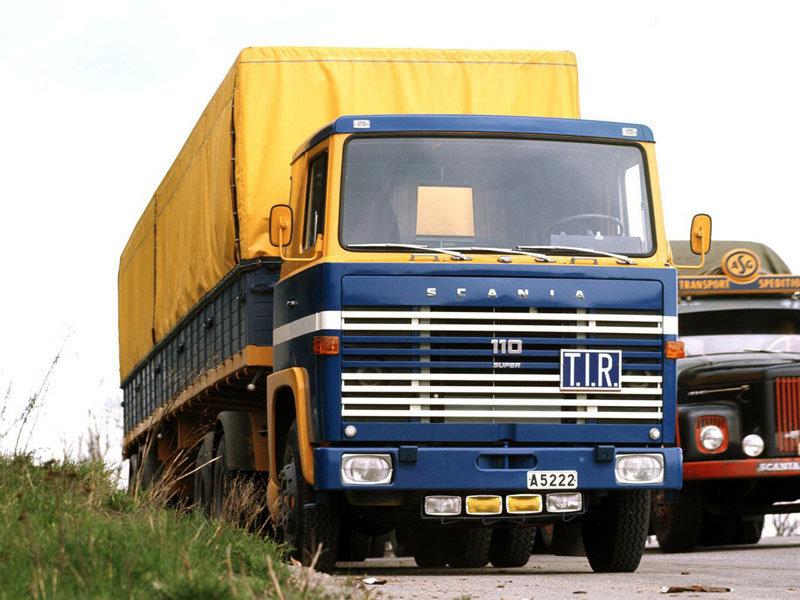 Scania LBS110