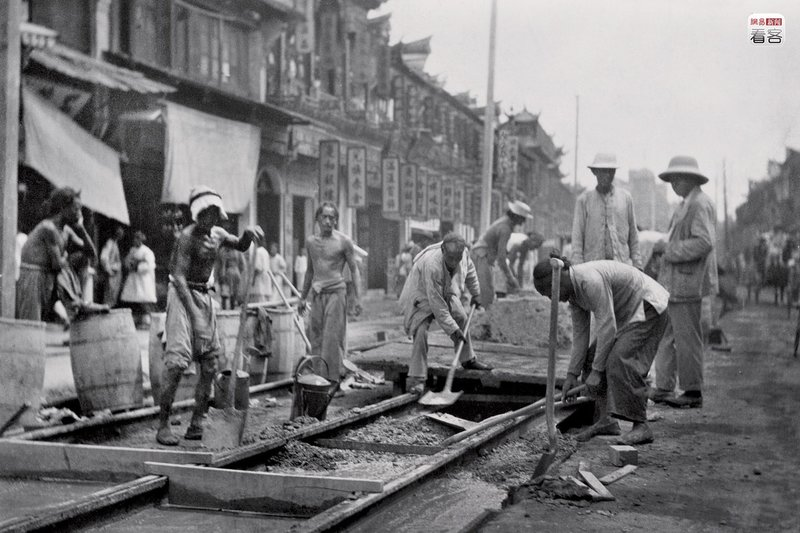 Шанхай в первой половине XX века. Исторические снимки