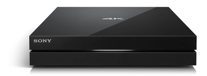 Sony анонсировала 4К плеер