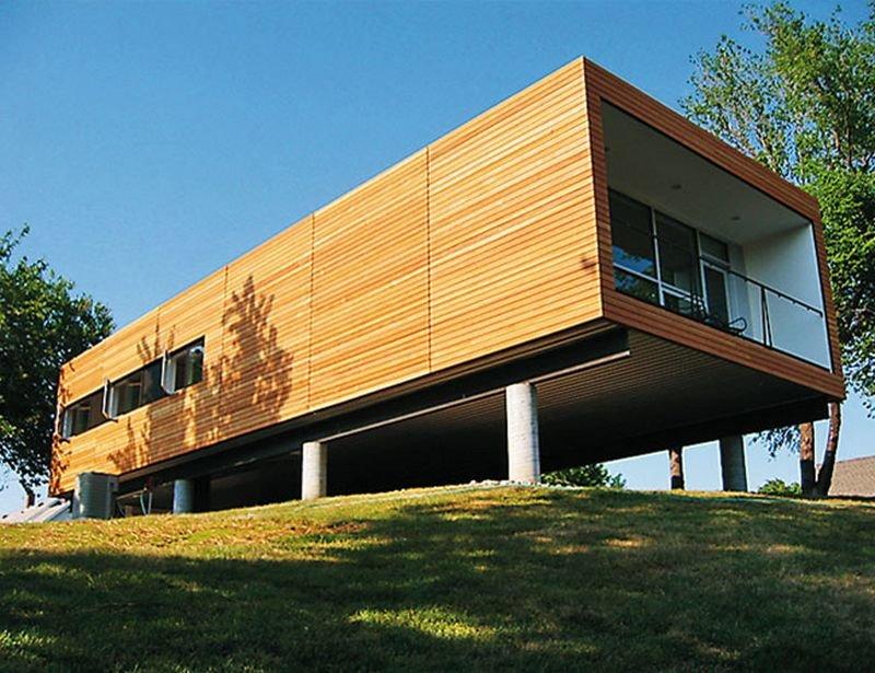 Современные технологии строительства жилых домов