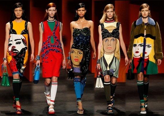 Стиль поп-арт. Всё о моде, стиле, шитье и рукоделии