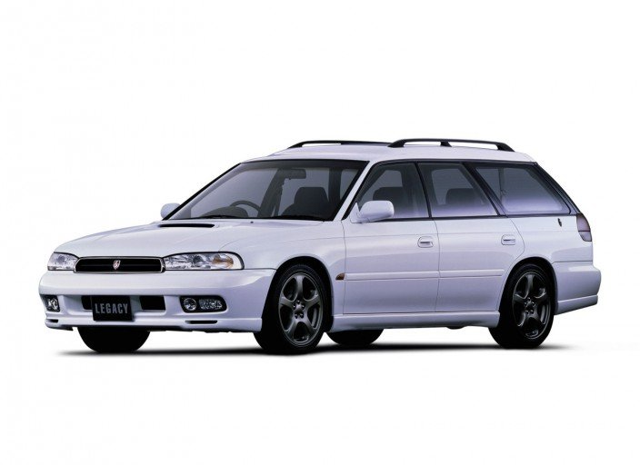 Subaru Legacy Touring Wagon GT-B