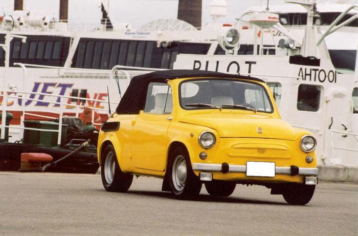 Тюнинг ЗАЗ-965 (12 фото)