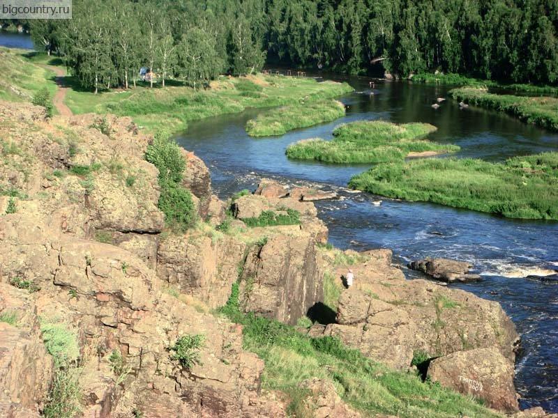 Урал - «каменный пояс» России