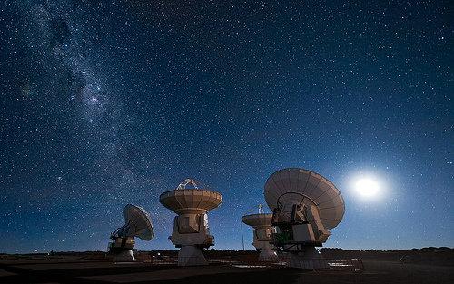 Знамениты обсерватории