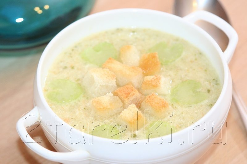 диетические суп пюре рецепты с фото