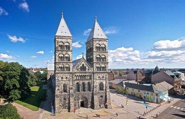 кафедральный собор лунда швеция