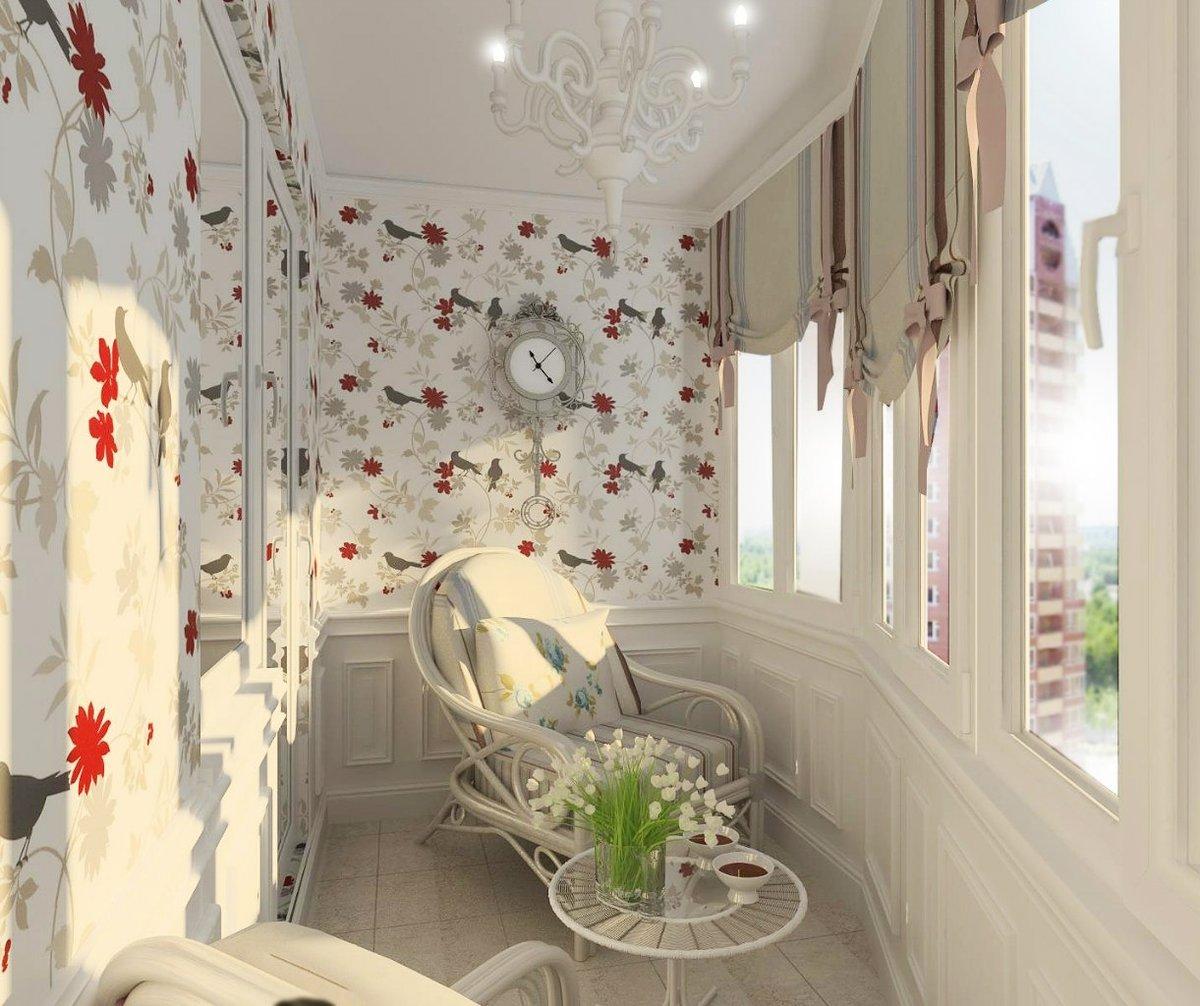 Интерьер - дизайн балконов: avatar0077.