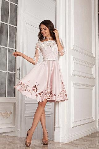 Пошила платье белое