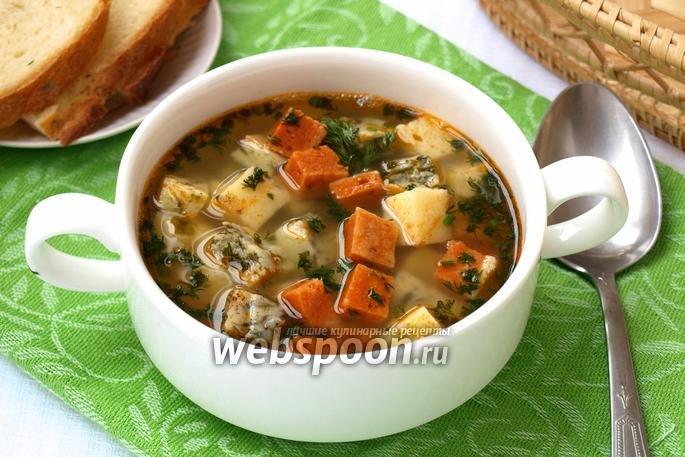 Необычные супы рецепты с фото