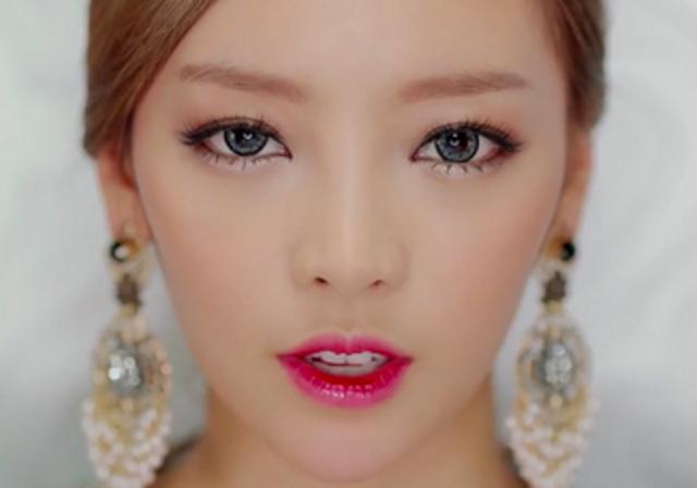 Органичный корейский макияж