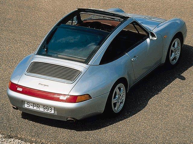 Porsce 911 993 Targa