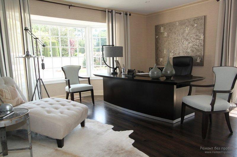 Ассортимент моделей кресел для домашнего кабинета широк и безграничен. Главное, чтобы в кресле вам было уютно и комфортно.